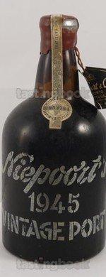 Fortified wine, Niepoort Vintage  1945