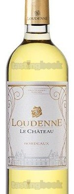 White wine, Loudenne Le Château Blanc 2016