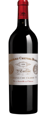 Red wine, Cheval Blanc 2008