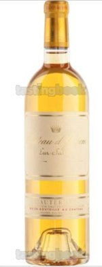 Sweet wine, d'Yquem 2014