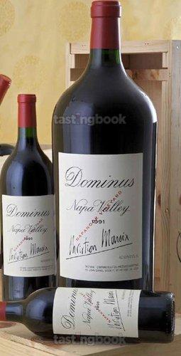 Red wine, Dominus 1991