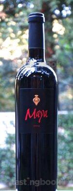 Red wine, Maya 2009