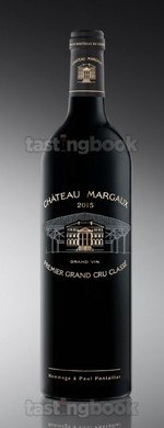 Red wine, Château Margaux 2015