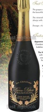 Sparkling wine, Cuvée Spéciale Les Chétillons Le Mesnil 1994