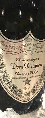Sparkling wine, Dom Pérignon 2008