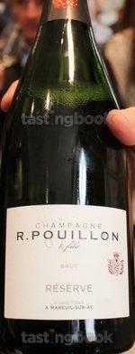 Sparkling wine, Brut Réserve NV (00's)