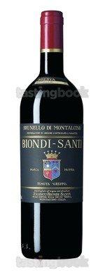 Red wine, Brunello di Montalcino Riserva 2011