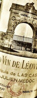 Red wine, Léoville-Las Cases 1945