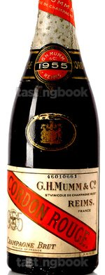 Sparkling wine, Cordon Rouge vintage 1955