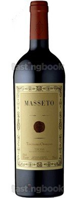 Red wine, Masseto 2012