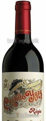 Red wine, Castillo Ygay Gran Reserva Especial  2010