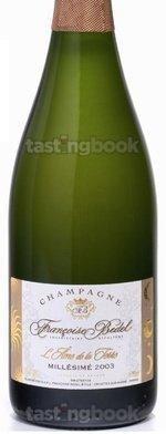 Sparkling wine, L'Âme de la Terre 2003