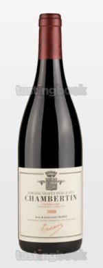 Red wine, Chambertin Grand Cru 2007