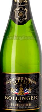 Sparkling wine, Vieilles Vignes Françaises 1990