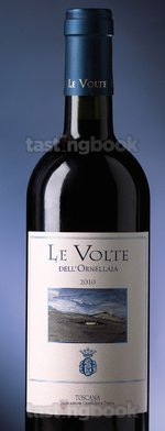 Red wine, Le Volte dell'Ornellaia 2010