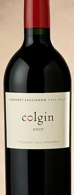 Red wine, Tychson Hill 2007