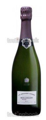 Sparkling wine, La Grande Année rosé 2007