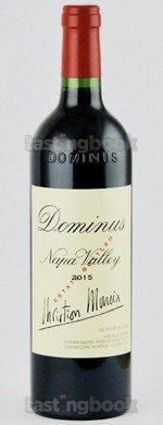Red wine, Dominus 2015