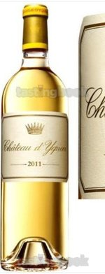 Sweet wine, d'Yquem 2011