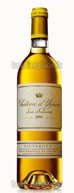 Sweet wine, d'Yquem 1991