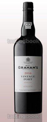 Red wine, Vintage Port 2016