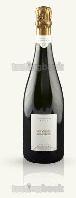 Sparkling wine, Les Vignes de la Vallée NV (10's)