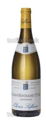White wine, Puligny-Montrachet Les Pucelles 2010