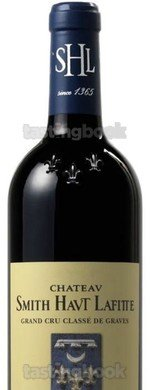 Red wine, Château Smith Haut Lafitte 2010