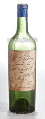 Red wine, Lafleur 1961