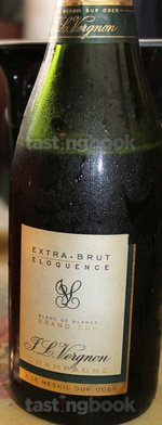 Sparkling wine, Extra Brut Eloquence NV (10's)