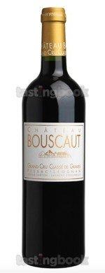 Red wine, Château Bouscat 2016