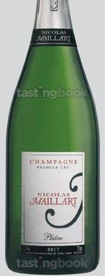 Sparkling wine, Brut Platine NV (10's)