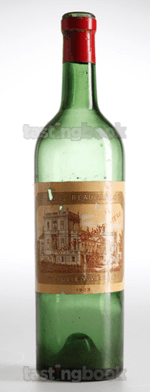 Red wine, Chateau Ducru-Beaucaillou 1923