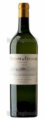 White wine, Domaine de Chevalier Blanc 2015