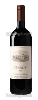 Red wine, Ornellaia 1993