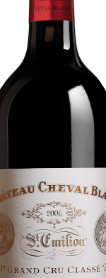 Red wine, Cheval Blanc 2006