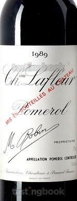 Red wine, Lafleur 1989