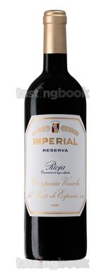 Red wine, Imperial Reserva 2014