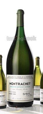 White wine, Montrachet 2013