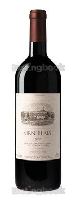 Red wine, Ornellaia 1985