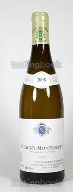 White wine, Puligny-Montrachet 2008