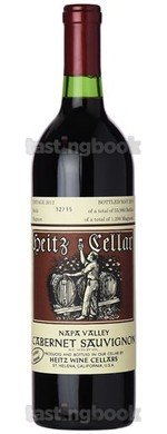 Red wine, Martha's Vineyard Cabernet Sauvignon 2009
