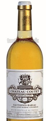 Sweet wine, Château Coutet 2011