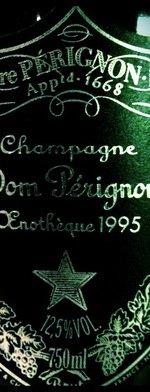 Sparkling wine, Dom Pérignon Oenothèque 1995