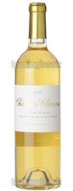Sweet wine, Château Climens 2010
