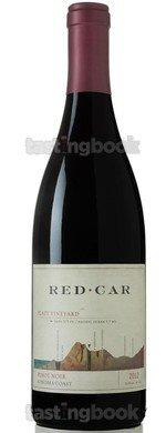 Red wine, Pinot Noir Platt Sonoma Coast 2012