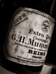 White wine, Cordon Rouge vintage 1928