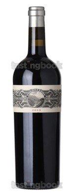 Red wine, Promontory 2014