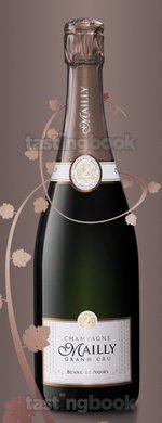 Sparkling wine, Blanc de Pinot Noirs NV (10's)