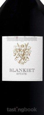 Red wine, Blankiet Estate Proprietary Red 2012